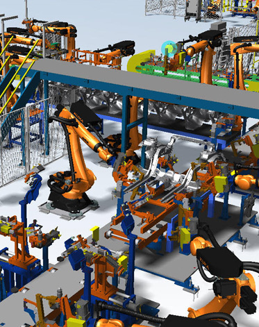 Robotic simulation and programming | iRMS